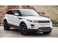 Kahn Range Rover Evoque Alloy Wheels & Tyres RS600 20inch Set of 4 Black
