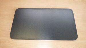 Caravan/Motorhome Table Top Magnum Black 900mm x 500mm