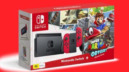 Wanted: Nintendo Switch Mairo Odyssey pack wanted to buy