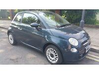 FIAT 500 POP MULTIJET (blue) 2008