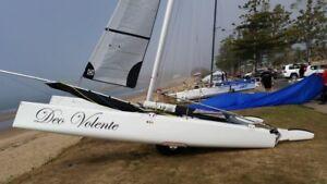 Viper F16 Catamaran  keen to sell