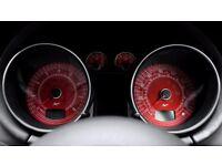 Kahn Audi TT Instrument Dial Panel
