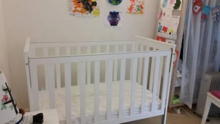 Childcare cot