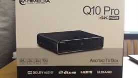 HiMedia Q10 Pro Android Media Player with 4K, HDR, KODI & Automatic Refresh Rate Capabilities