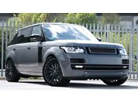 Range Rover Sport Vogue Alloy Wheels and Tyres Kahn RS 23 inch set of 4
