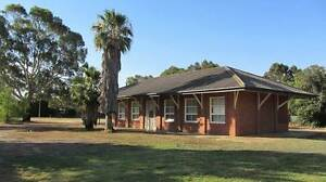 House on 4.2 acres (16,900 sqm) 30 min's to CBD. Angle Vale area Angle Vale Playford Area Preview