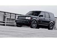 Range Rover Sport Vogue Discovery 20inch Alloy Wheels & Tyres Kahn Set of 4