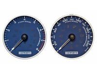 Range Rover Sport Petrol Dials KPH 2010 - 2013 Blue Branded