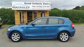 BMW 1 SERIES 116I SE (blue) 2004