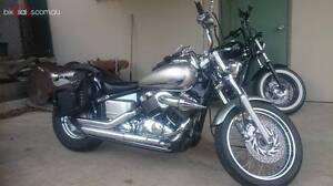Yahama Vstar 650 Custom with Short Shot Exhaust Endeavour Hills Casey Area Preview