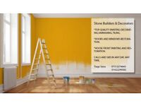 Painter and Decorator,flooring,tiling.
