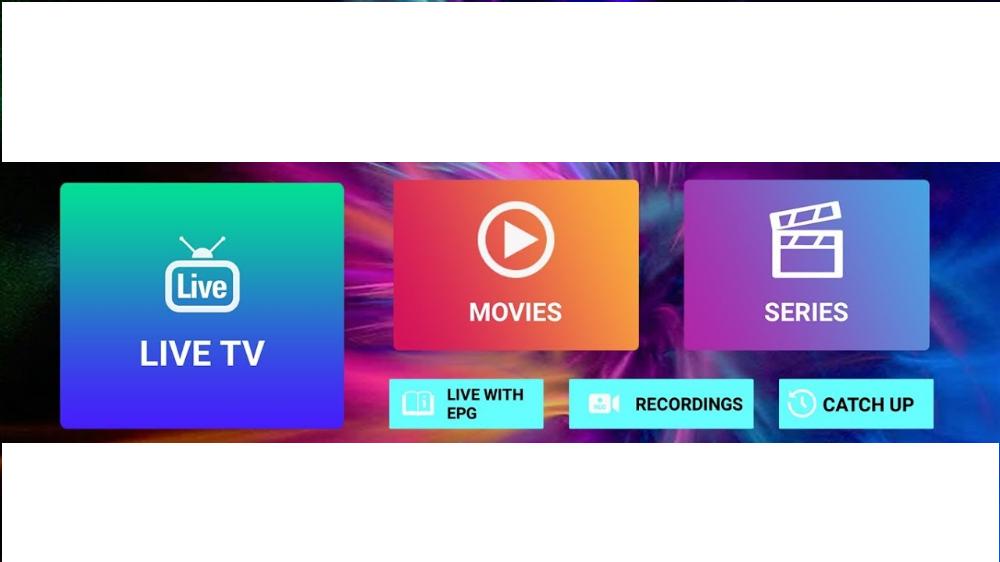 Code de recharge de 12 mois pour application sur android box et smart tv