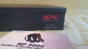 KVM APC digital 2x1x32