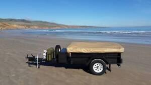 2019 Oztrail Camper Trailer CCD-6 New - Heavy Duty 6x4