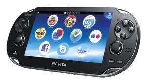 WANTED: Playstation Vita