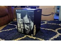 THE LAST OF US PART 2 COLLECTORS EDITION - FOR SONY PS4 Very Rare