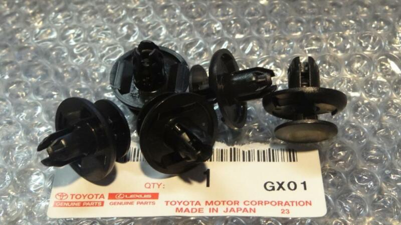 Oem New Lexus Gx470 Engine Rad Cover Under Hood Clips 2003