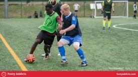 7 a side football matches in SE London