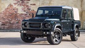 Defender 20 inch Alloy Wheels Black Kahn Mondial Set of 5