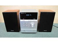 Panasonic SAPM4 CD Hi-Fi System Nice sounding compact system