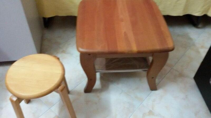 NEW teak coffee table 25% discount