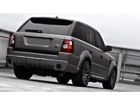 Range Rover Sport RS Exhaust System.Only Compatable with B/kit