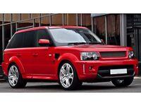 Range Rover Sport L494 Vogue L405 20 inch Alloy Wheels & Tyres Kahn Set of 4