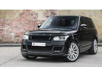 Kahn RS2 Range Rover Sport L494 Vogue L405 23 inch Wheels & Tyres set of 4