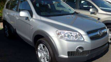WRECKING HOLDEN CG CAPTIVA******2011 CAPTIVA PARTS CALL US