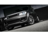 22 inch Alloy Wheels Kahn 600 LE Range Rover Vogue Sport Discovery set of 4