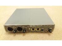 E-MU 1820M Master-Level Recording System – Professional Audio Recording System – Mastering Grade