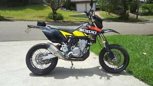 2011 Suzuki DRZ400SM Learner Approved Frenchs Forest Warringah Area Preview