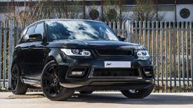 "Range Rover Sport L494 Vogue L405 set of 4 23"" inch Wheels & Tyres by Kahn"