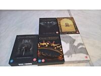 Game of Thrones 1 - 5