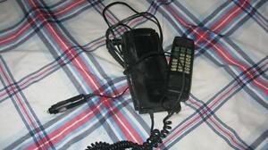 ''LOOK''early car phone.