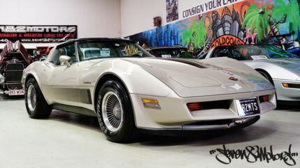 1982 chevy corvette collectors edition Carrara Gold Coast City Preview