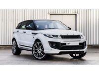 Land Rover Range Rover Evoque set of 4 22 inch Alloy Wheels Kahn 600 LE