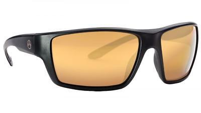 5f74543e1d44 MPI Terrain Sunglasses - Polarized - Matte Black w/ Bronze/Gold Mirror Lens