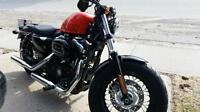 Like New Sportster Exhaust