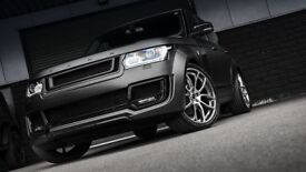 Range Rover Vogue Sport Discovery set of 4 22 inch Wheels & Tyres by Kahn