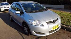 2008 Corolla Low Kms Good Condition Just Serviced Sydney City Inner Sydney Preview
