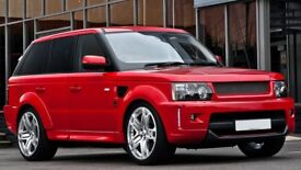 """Range Rover Sport Vogue Discovery Set of 4 20"""" inch Alloy Wheels Kahn RS 600"""