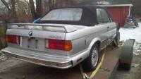 bmw 325 windshield
