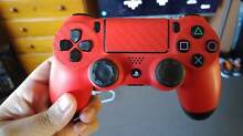 PlayStation 4 DualShock 4 Wireless Controller Magma Red like new Punchbowl Canterbury Area Preview