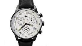 Prestige swiss Watch White Aero timepiece by Kahn