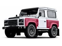 Defender 90 Wide Track Arch Kit
