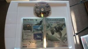 Ace Combat 5 The Unsung War Behind The Combat Preview DVD (RARE)