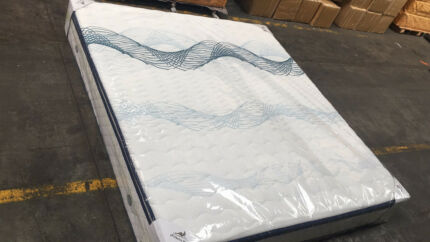Brand New Medium Firm Bonnel Spring Mattress