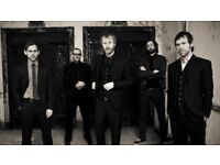 The National - 2xTickets (Usher Hall 21/09/17)