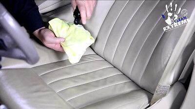 CLEANEXTREME Lederpflege bei Glattleder-Oberflächen Auto Innenreiniger Innenreinigung